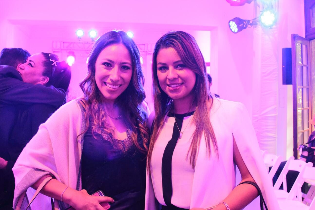 Ana Montero y Farah Rivas invitadas especiales